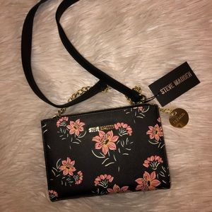 NWT NEVER USED STEVE MADDEN Compartment Crossbody